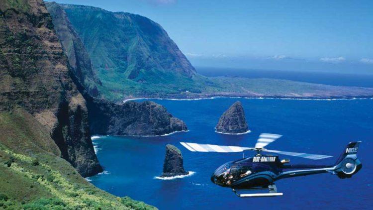 Tours en hélicoptère