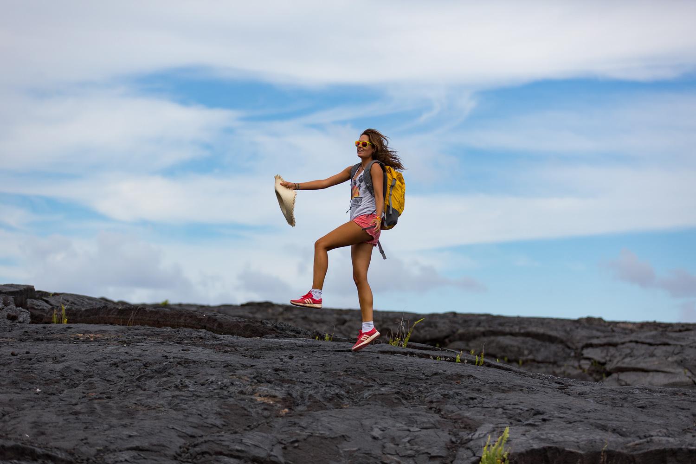 Les Volcans D 39 Hawaii Joyaux Du Pacifique Sur Les Iles De