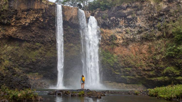 Une semaine sur l'île de Kauai :)