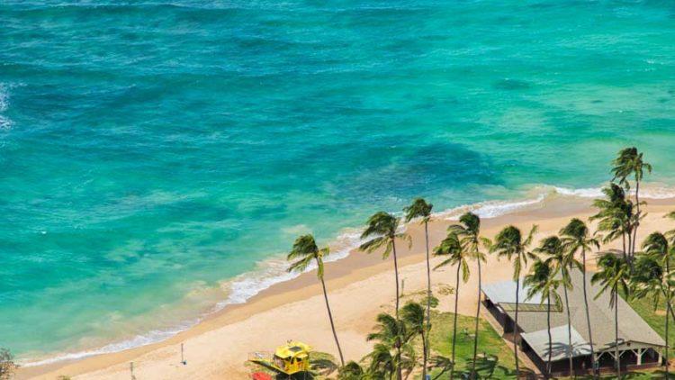 Les plages du North Shore de Maui