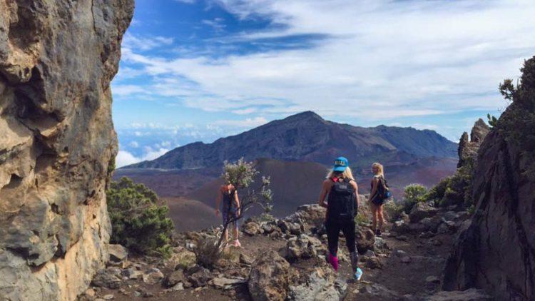 Le volcan Haleakala