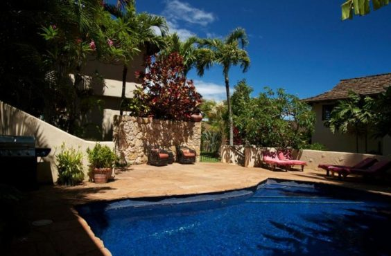 voyage à Hawaii, ginger kuau pool, Maui, Hawaii