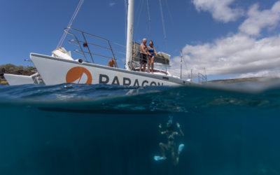 Aventure en catamaran