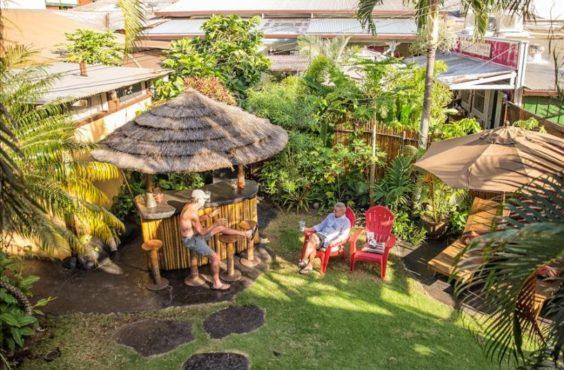 voyage à Hawaii, Lanu Kai Lodge, Maui, Hawaii