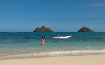 Petite escapade à Oahu.