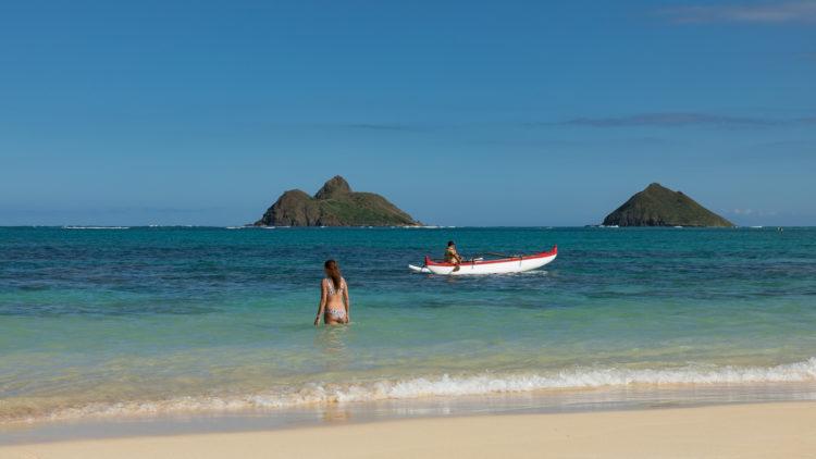 Oahu: Waikiki et la Côte Est.