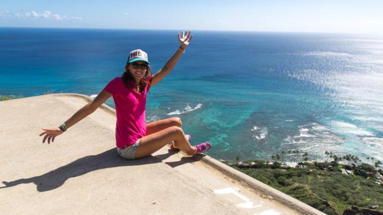 Week end à Oahu et rando sur le volcan Diamond Head
