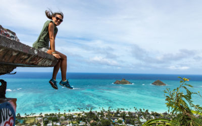 Oahu: Les randonnées.
